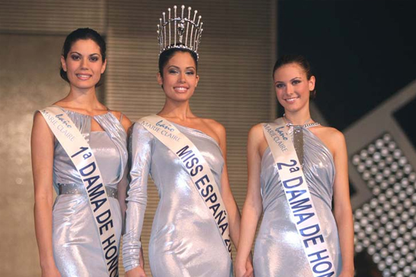 Top 3 de Miss España 2008