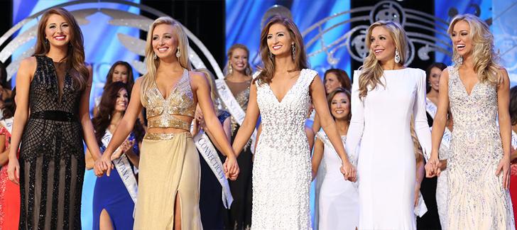 Top5 Miss America 2015