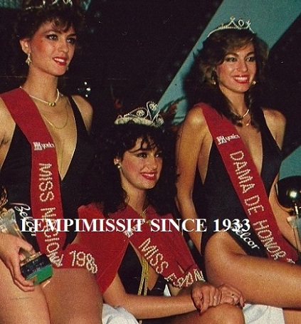 MissEspaña1983