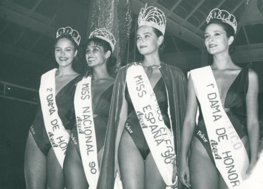 MissEspaña1990